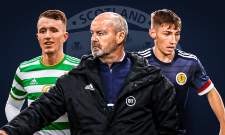 Scotland Euro 2020 squad: Steve Clarke names Billy Gilmour, David Turnbull, Nathan Patterson in 26-man squad | Football News | Sky Sports