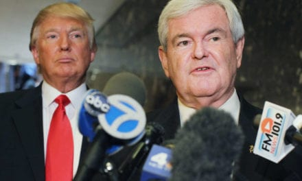 """Trump & Gingrich Team Up on MAGA-style """"Contract With America"""" Ahead of 2022"""