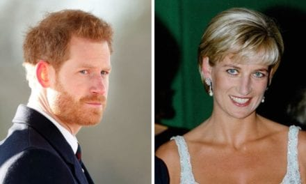 Prince Harry's HRH Titles 'Removed From Princess Diana Fashion Exhibition'
