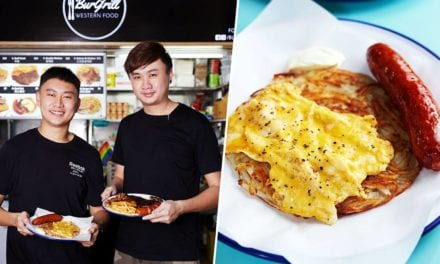 Banker-Turned-Hawker Sells Delish $8 Marché-Style Rosti After Losing Life Savings