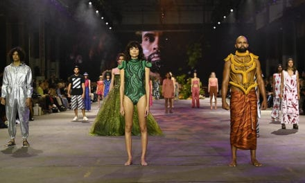 First Nations designers and artists make history at Australian Fashion Week