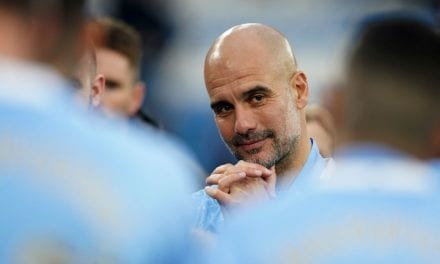Pep Guardiola says he is staying put at Man City: I have everything I need | Football News | Sky Sports