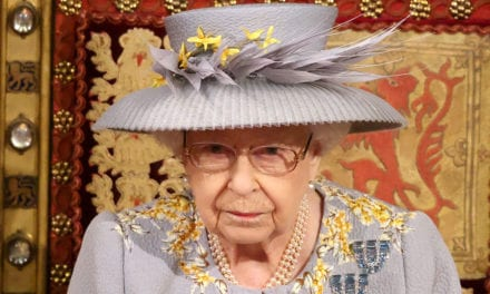 The Queen celebrates her birthday in style with symbolic nod to the Queen Mother | HELLO!