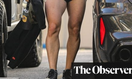 Thigh society: why men's shorts are getting shorter | Men's fashion | The Guardian