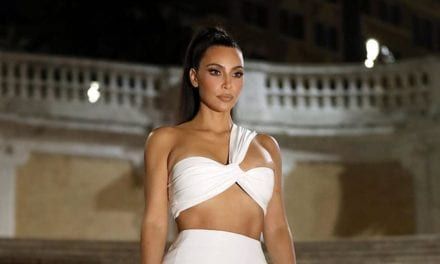Kim Kardashian continues her racy Rome fashion parade | Daily Mail Online
