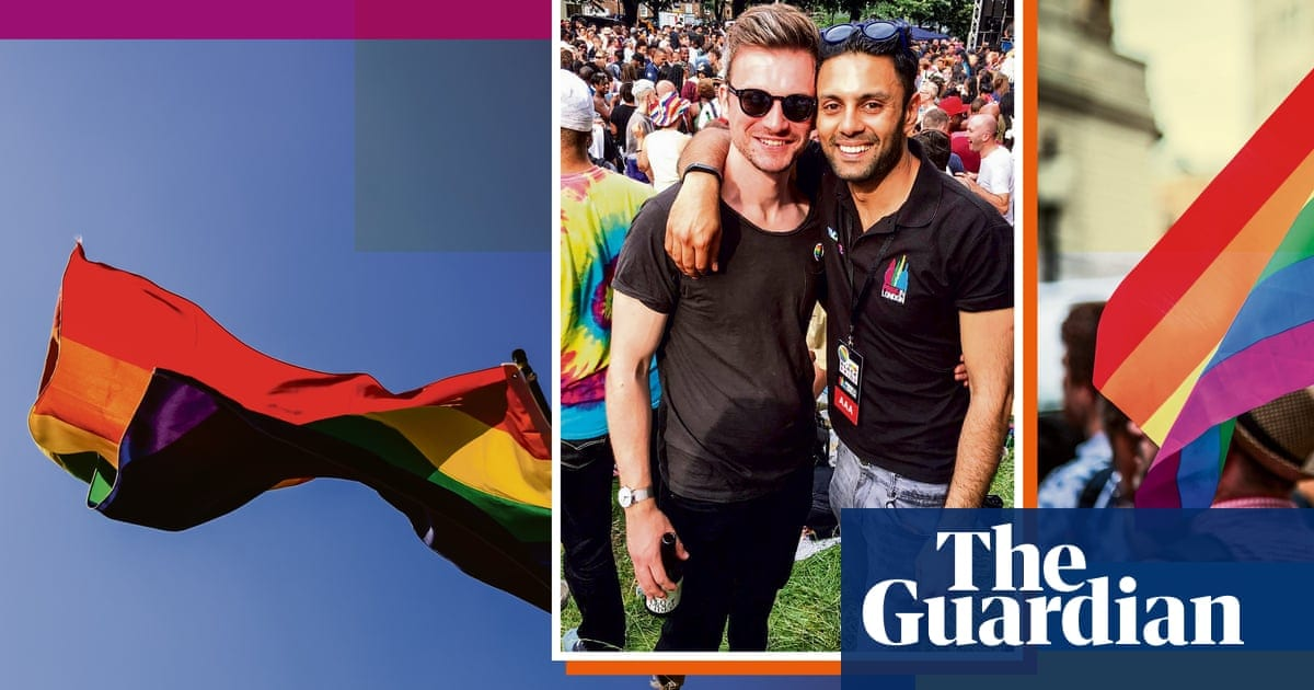 My summer of love: 'I took a date to Black Pride – and realised I loved him'   Life and style   The Guardian