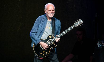 Peter Frampton on the Joy of Guitar Playing, Developing His Style, and Recording With George Harrison   GuitarPlayer