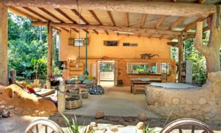 Off-grid Flintstones container-style home the hottest property in QLD – realestate.com.au