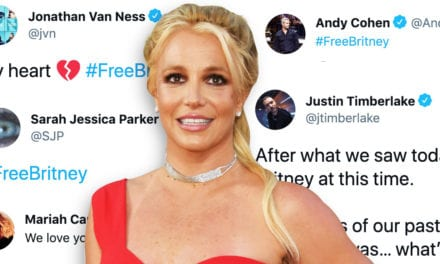 Celebrities Are Rallying Around Britney Spears And The #FreeBritney Movement