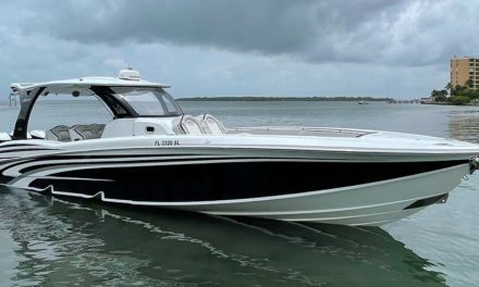 A Habitual Return, MTI-V 42 Center Console Style – Speed on the Water