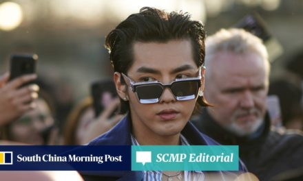 Celebrities and those that back them must set a high standard | South China Morning Post
