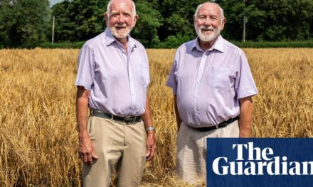 Experience: I made friends with my doppelganger | Life and style | The Guardian