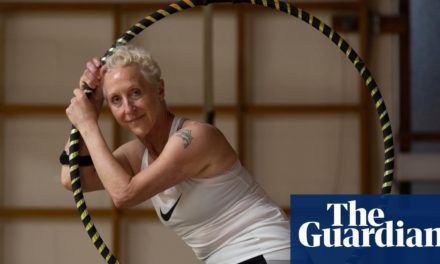 A new start after 60: 'I became a trapeze artist at 65' | Life and style | The Guardian
