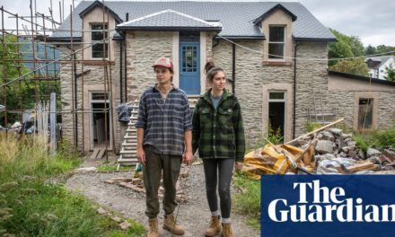 Experience: I accidentally bought a derelict house   Life and style   The Guardian