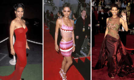 Halle Berry's Style Evolution: You Can't Look Away From These Photos | HuffPost Life