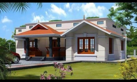 885 Sq Ft 2BHK Traditional Style Single Floor House and Free Plan, 12 Lacks – Home Pictures