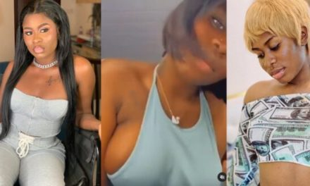 Yaa Jackson Shows Off Her Firm B00bi3s The B@d Girl Style As She Pours Milk On It In A Jacuzzi – Video – ZionFelix.net