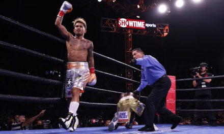 Casimero decries Rigondeaux's style; no fighting, always running – Tempo – The Nation's Fastest Growing Newspaper