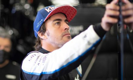 Alonso explains key change Alpine made to the car to suit his driving style – and get him scoring consistently   Formula 1®