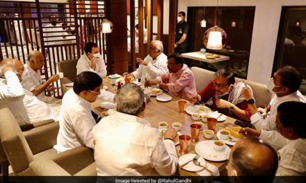 Opinion: RG's Breakfast Meeting Shows A New Style Of Leadership