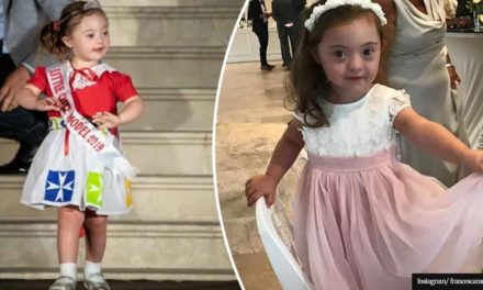 Little Princess With Down Syndrome Takes The World Of Fashion By Storm