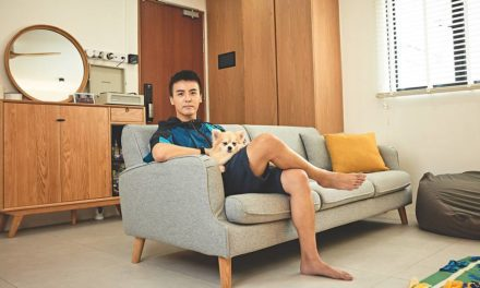 Derrick Hoh Spent $100K To Transform His $276K 4-Room Flat Into A Muji-Style Smart Home