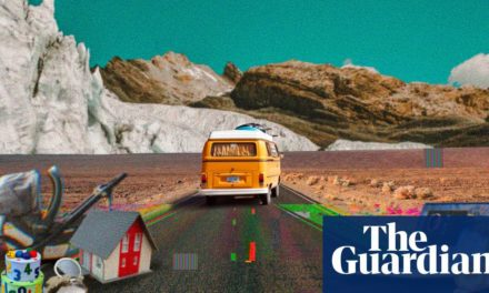 What I learned from living five years in a van  | Life and style | The Guardian