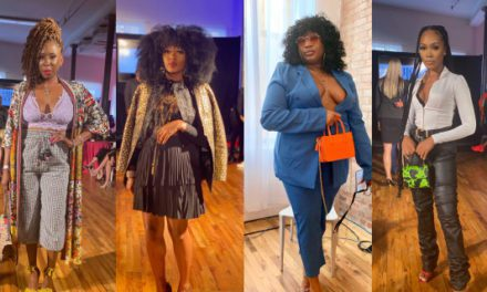 NYFW Street Style: The Best And Baddest Looks At The Bomb Fashion Show | HelloBeautiful