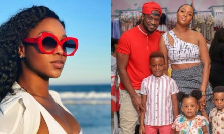 Anita Okoye replies IG users who questioned her parenting style and why she didn't add Paul Okoye to family photos she posted – YabaLeftOnline