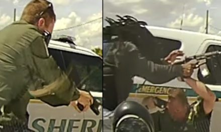 """WATCH: Florida Deputy Empties Entire Magazine Into Attacker with AK-47 Style Rifle; 61 Shots Exchanged; Sheriff: """"Evil Can Never Be Dead Enough"""" – The Published Reporter®"""