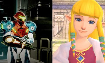 Nintendo banks on great art style to make up for weak hardware