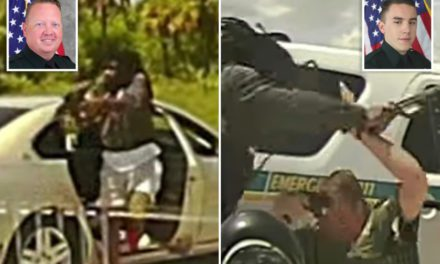 Florida deputies ambushed by man with AR-15 style rifle during traffic stop