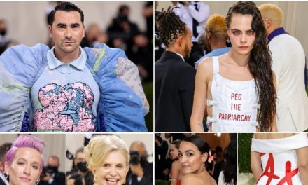 Met Gala: Celebrities Flaunting Left-Wing Political Statements Torched as 'An Out of Touch Clown Show'
