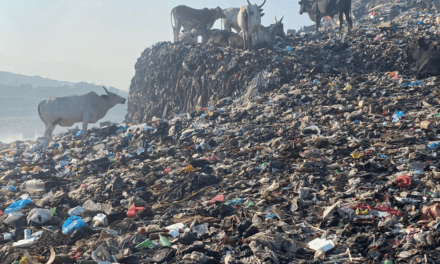 Fast fashion in the U.S. is fueling an environmental disaster in Ghana – CBS News