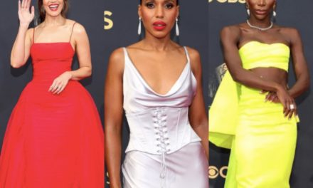 The Best Dressed Celebrities At The 2021 Emmys