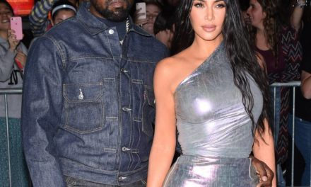 Kim Kardashian & Kanye West Step Out Together—In Style, Of Course – E! Online