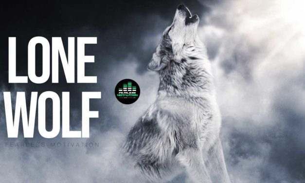 Lone Wolf (The Song) Official Music Video – Fearless Motivation