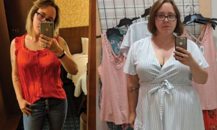 Her Motivation to Lose 100 Pounds Came From an Unexpected Place | Goalcast