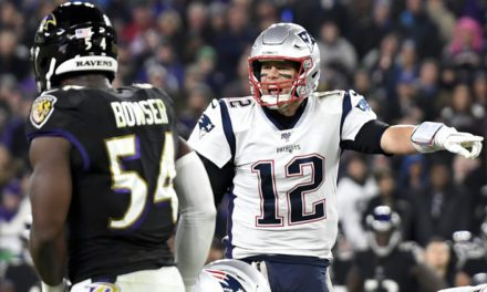 Brady points to Bruins' Cup loss as motivation for Pats