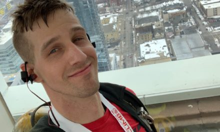 Chin Up: Motivation and advice for the Fight for Air Climb