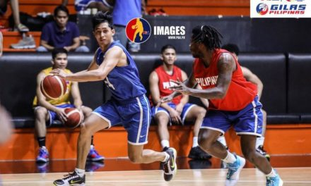 Bulanadi takes ACQ reduced as motivation: 'Di naman ako mapapagod magpakitang gilas'
