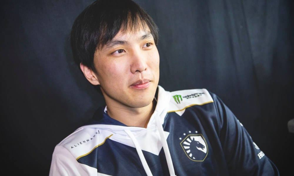 "Doublelift: ""I'm benched since I had no inspiration""
