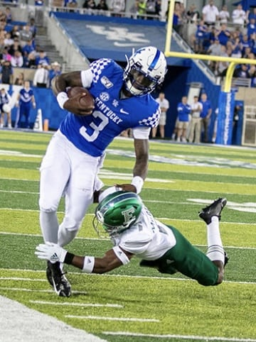 Terry Wilson Was Currently Inspired to Go Back To Action, Now He Has the Ultimate Inspiration |