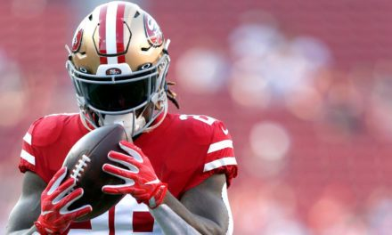 49ers' McKinnon, Bourne use haters as motivation for 2020