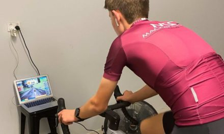 Digital cycle racing aids Harrison Ney enhance his riding, keep motivation during COVID-19 pandemic – ABC Information