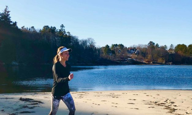 Dealing with Plantar Fasciitis from Home – Marathons & Motivation