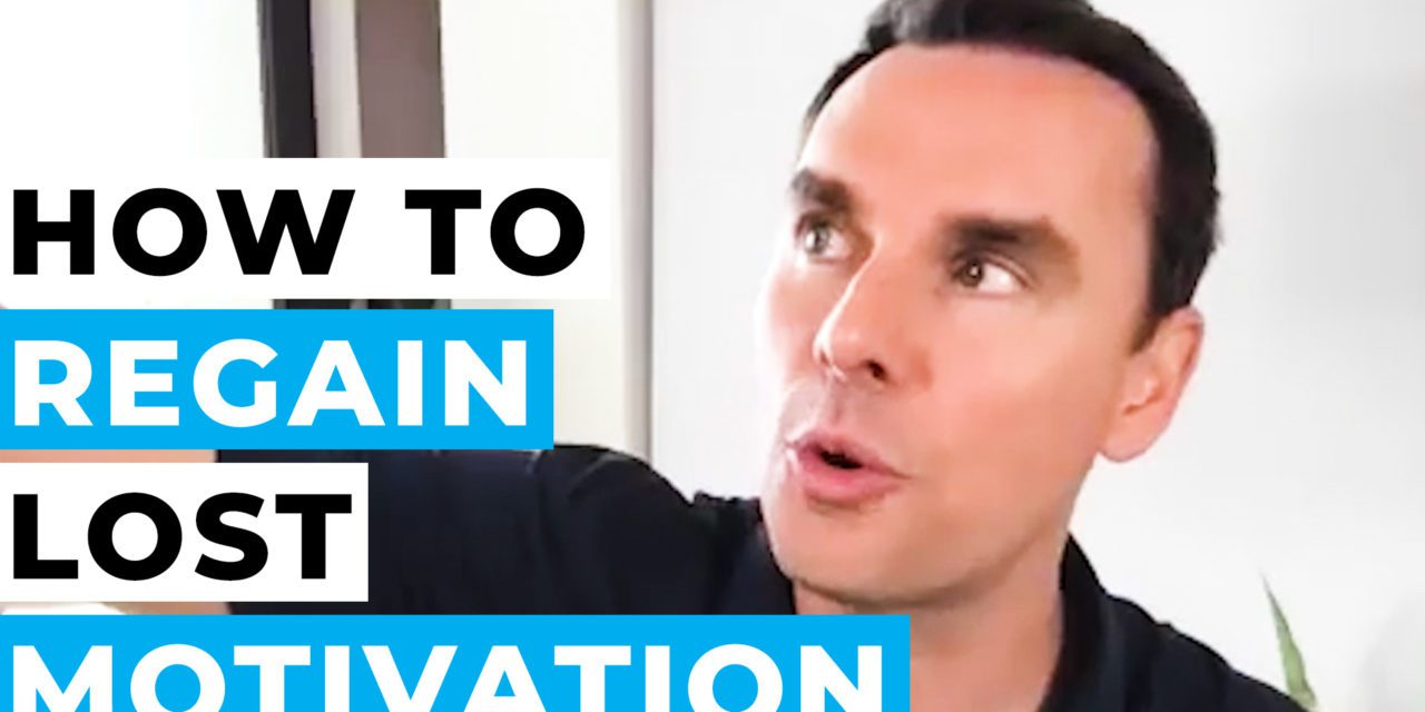 Just How to Gain Back Lost Inspiration – Brendon Burchard