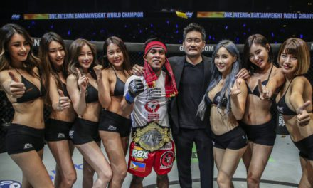 Former World Champion Kevin Belingon Finds New Motivation With Birth Of Baby Girl – Fight Game Asia