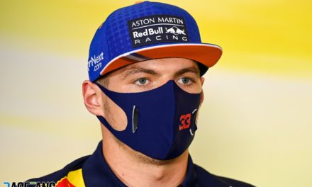 "RaceFans Round-up: Verstappen derides ""stupid"" suggestion he might lose motivation"