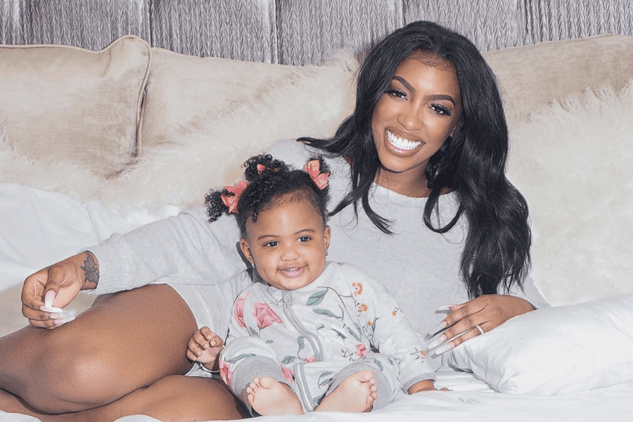Porsha Williams Says Her Daughter Is the Motivation For Her Fight Against Racial Injustice